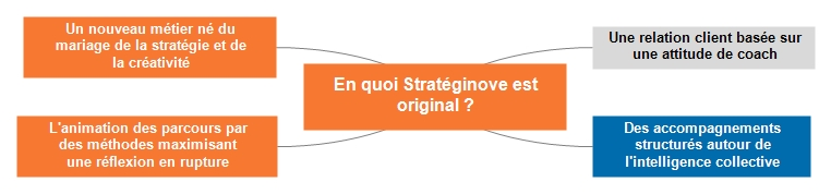 En quoi Stratéginove est original