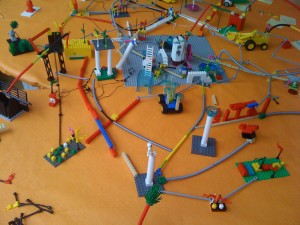 Atelier Lego ® Serious Play ®
